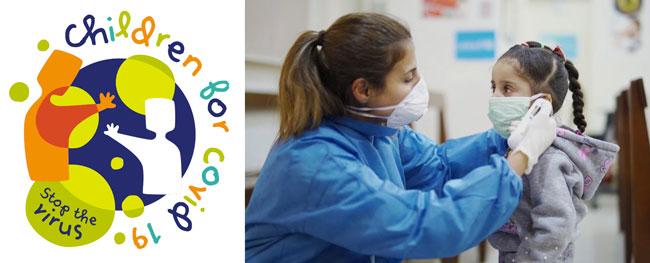 childrenforcovid19-solucion-creativa-contra-pandemia